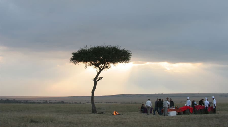 Mara-Intrepids-Camp8 - Kenya and Mauritius Honeymoon Holiday Package