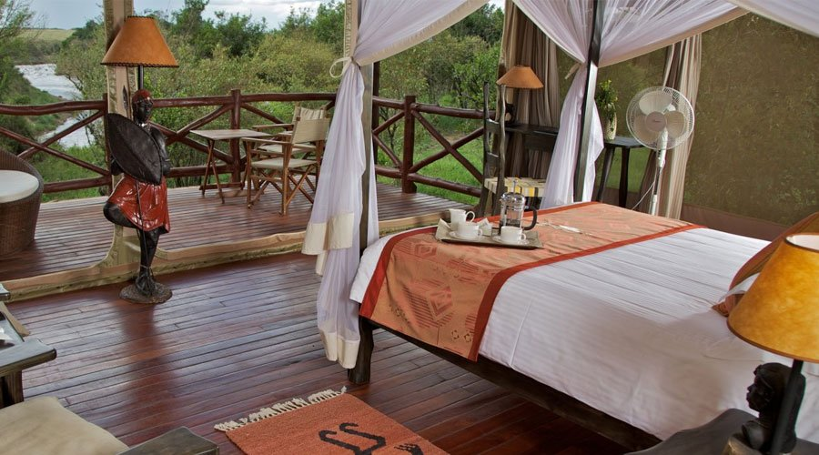 Ashnil Samburu Camp - Kichaka Tours and Travel Kenya