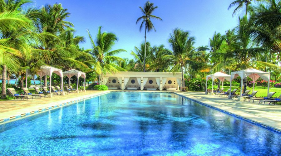 Baraza-Resort-and-Spa-Pool - Top 30 Zanzibar Hotels