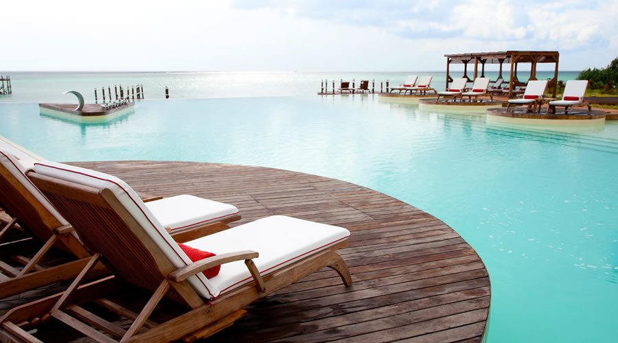 Zanzibar top hotels for Best value luxury hotels
