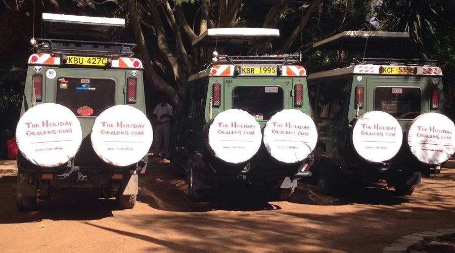 Drive-The-Holiday-Dealers - How to get to Masai Mara from Nairobi
