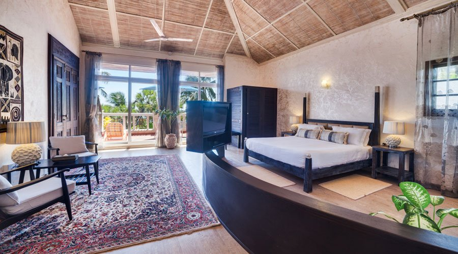 The Maji Beach Boutique Hotel