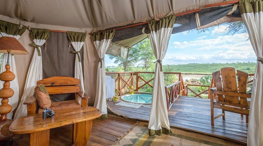 Elephant-Bedroom-Camp-10 - Wedding This Year? 20 Hot Honeymoon Destinations in Kenya