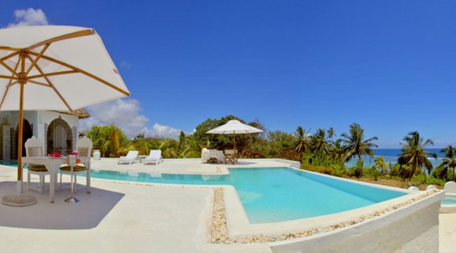 Msambweni Beach House & Private Villas