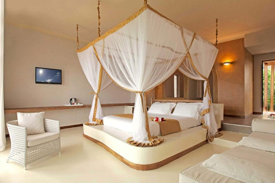 Gold Zanzibar Beach House and Spa