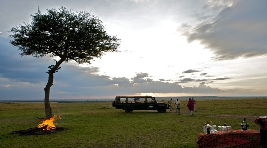 masai-mara-safari-7 - Kenya and Seychelles Honeymoon Safari Holiday Package
