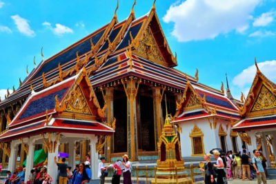 Bangkok-City-tour-400x267 - Thailand Holiday Packages
