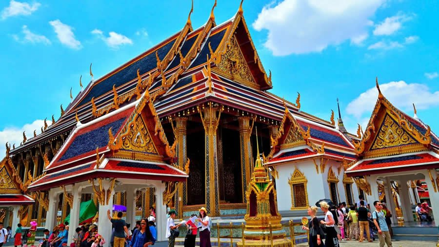 Bangkok-City-tour - 5 Nights Bangkok and Pattaya Combo