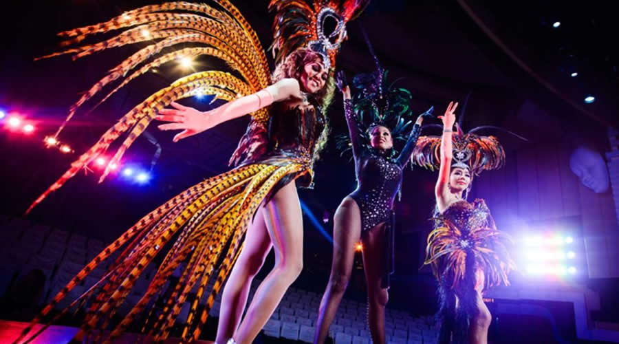 Cabaret-Show-Pattaya - 5 Nights Bangkok and Pattaya Combo