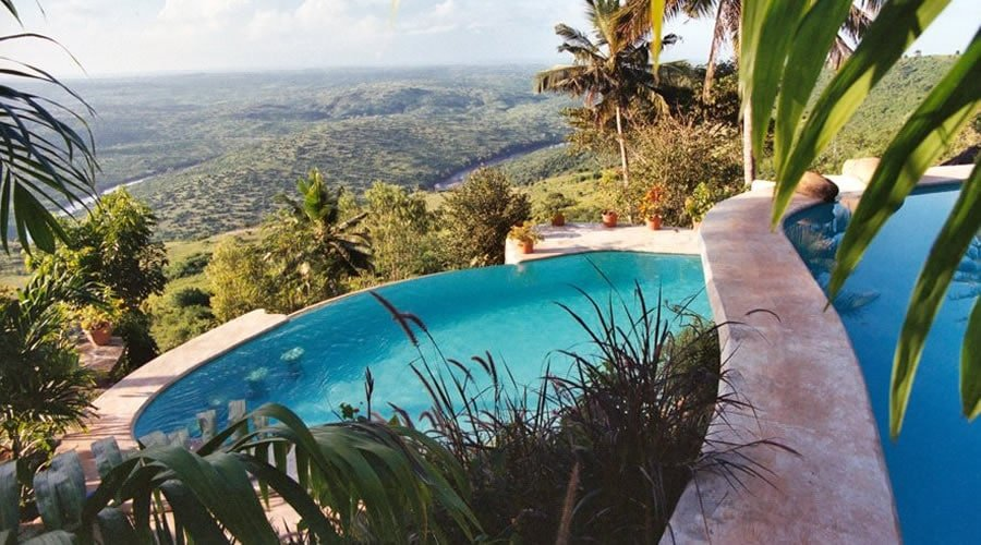 Kutazama-Lodge - Infinity Pools in Kenya
