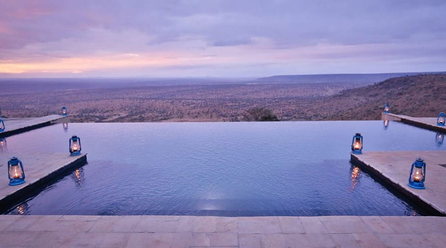 Loisaba-Tented-Camp - Infinity Pools in Kenya