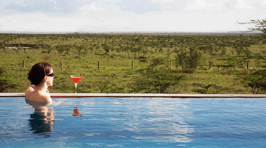 Ole-Sereni - Infinity Pools in Kenya