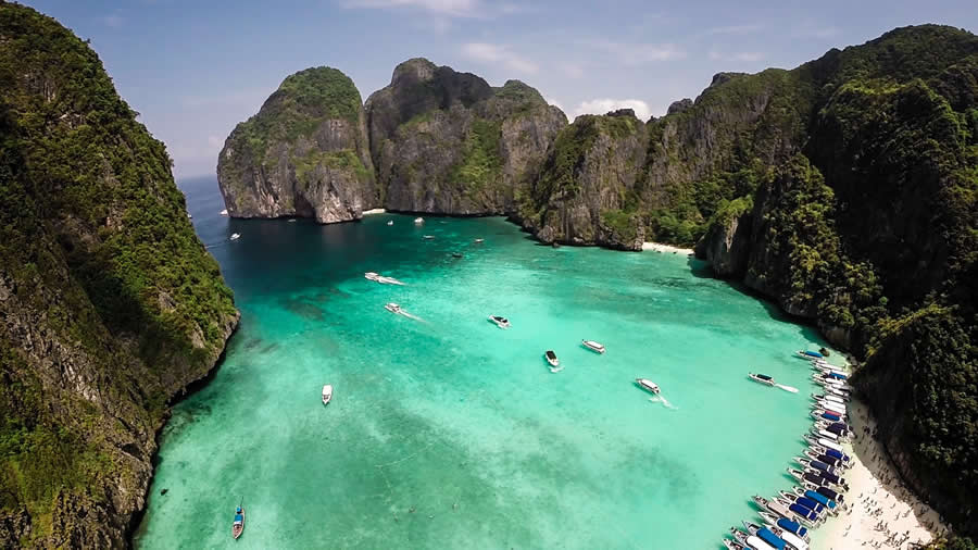 Phi-Phi-Island-Tour - 6 Nights Bangkok and Phuket Holiday Package
