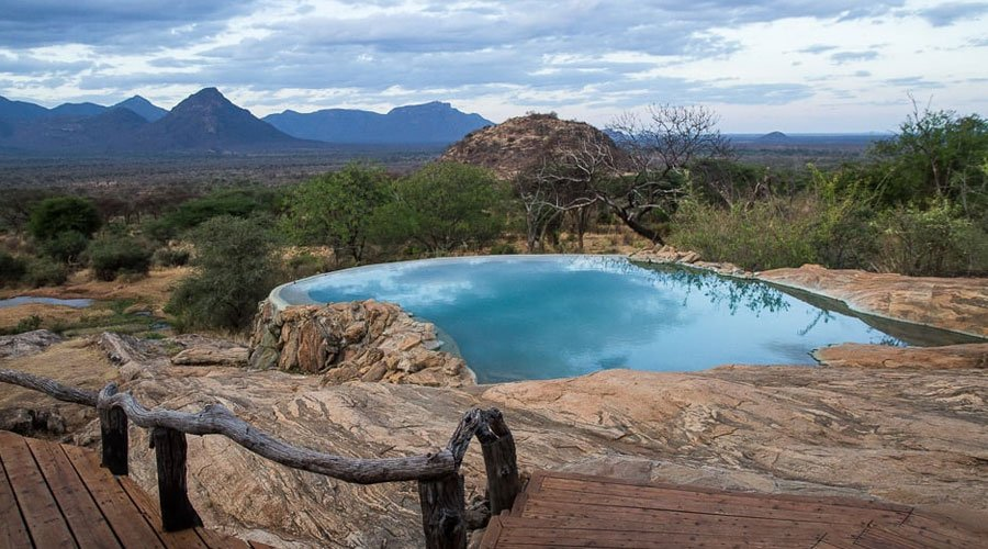 Sarara-Luxury-Tented-Camp - Infinity Pools in Kenya