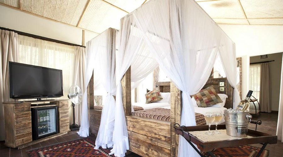 Jambo impala eco lodge rooms