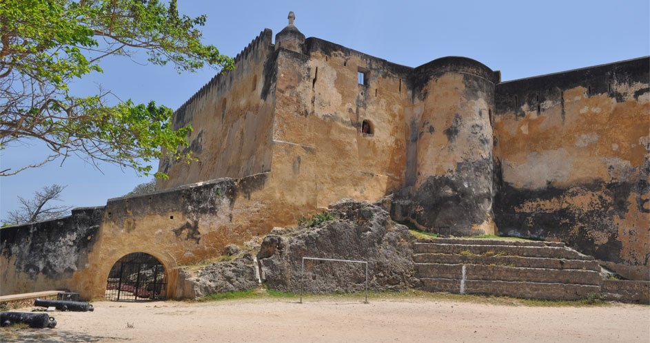 Fort_jesus_mombasa-1 - A list of Top 10 places to visit in Mombasa County