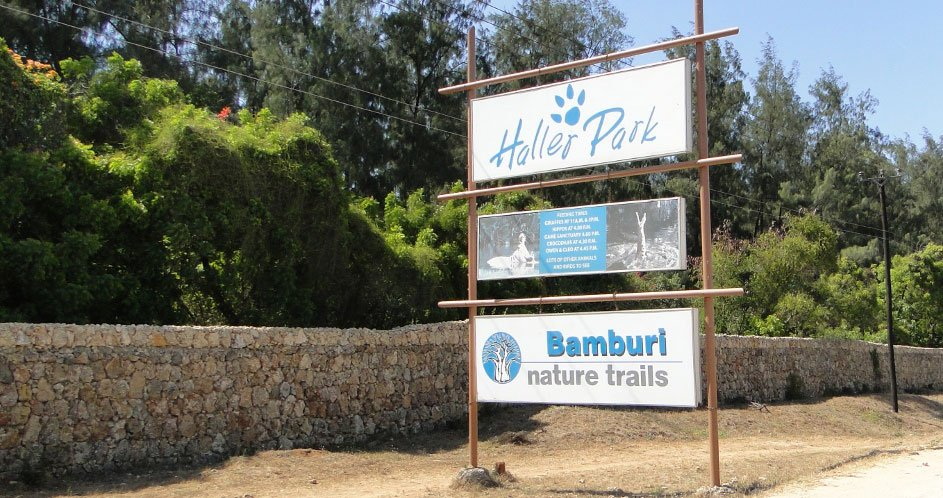 Haller-Park - A list of Top 10 places to visit in Mombasa County